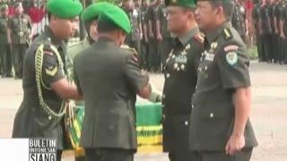 Buntut Pelatihan Bela Negara Dengan FPI, Dandim Lebak Dicopot - BIS 09/01