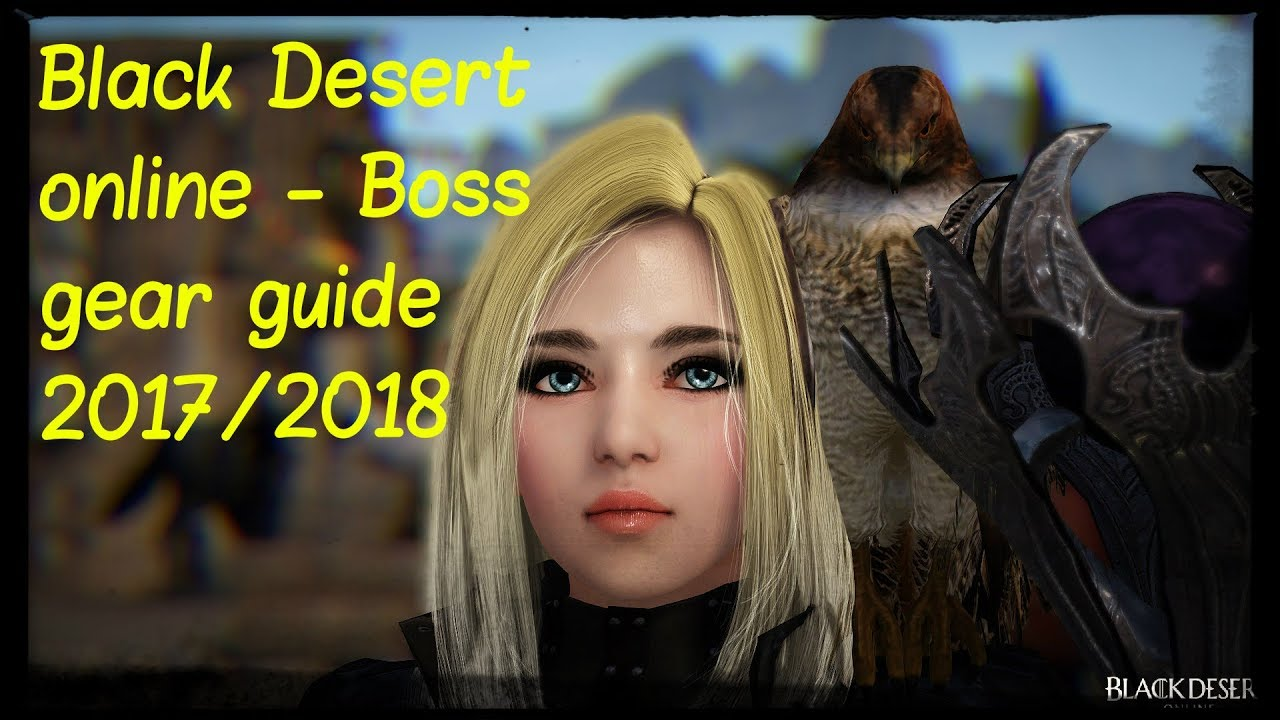 how to kill bdo bosses