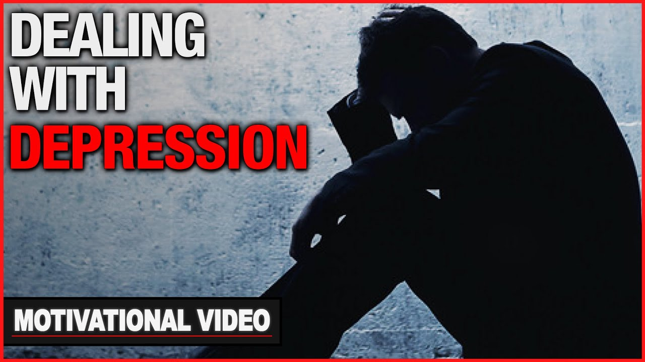 Uplifting videos for depression
