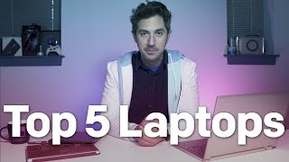 Top 5 Most Exciting Laptops of 2018
