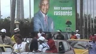 Violence Precedes Guinea