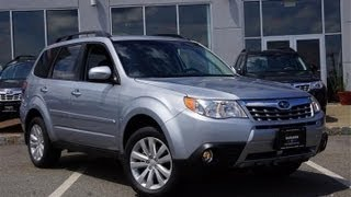2012 Subaru Forester 2.5 AWD Vehicle Overview