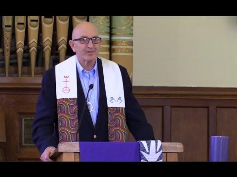 2016.12.11 First Congregational Church of Sonoma CA Church Service