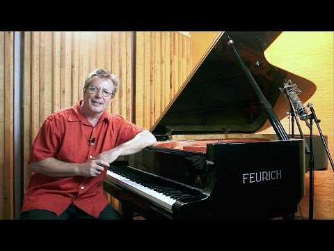 SERIES INTRODUCTION to JAZZ PIANO -