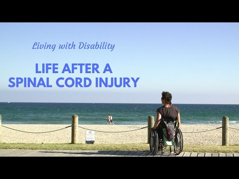 Life after a Spinal Cord Injury