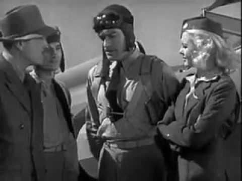 Sky Patrol (1939) ~ Free Full Movie ~ John Trent, Marjorie Reynolds, Milburn Stone