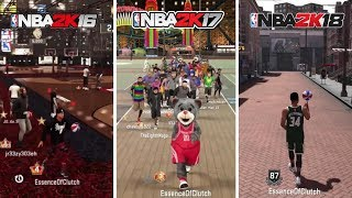 EssenceOfClutch's Greatest NBA 2K Moments (2K16, 2K17, 2K18)