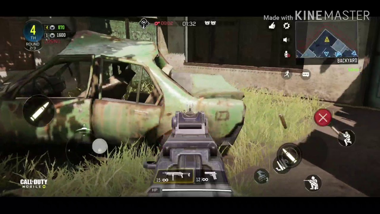 Call of duty prop hunt mode baru di CODM [CALL OF DUTY GAMEPLAY]