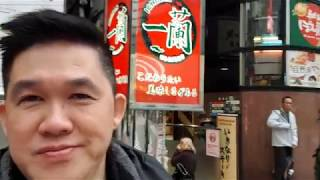 PERFECT Ramen Noodles in Tokyo  Japan Ichiran Ramen