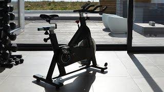 Indoor Exercise Bike: JTX Fitness Cyclo-6 Training Cycle