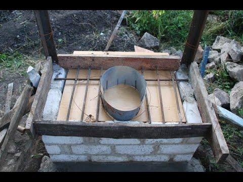 туалет на даче на фото