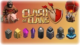 How To Level Up Walls Very Fast In Clash of Clans Strategy Guide!