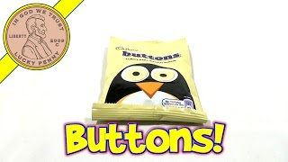 Cadbury White Chocolate Buttons - Uk Candy & Snack Tasting