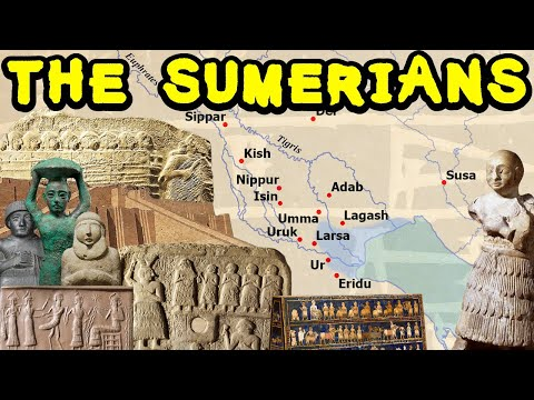 The Complete and Concise History of the Sumerians and Early Bronze Age Mesopotamia (7000-2000 BC)