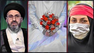 متصلة تريد الزواج | السيد رشيد الحسيني