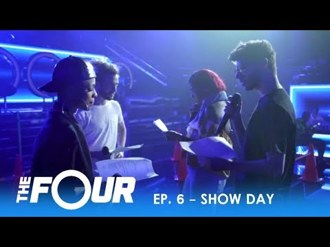BATTLE DAY: 'The Four' REVEAL Their Secret Pre-Show Rituals! | S2E6 | The Four