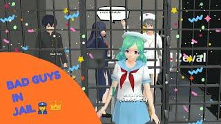 I PUT BAD GIRL IN JAIL! - School Girls Simulator screenshot 4