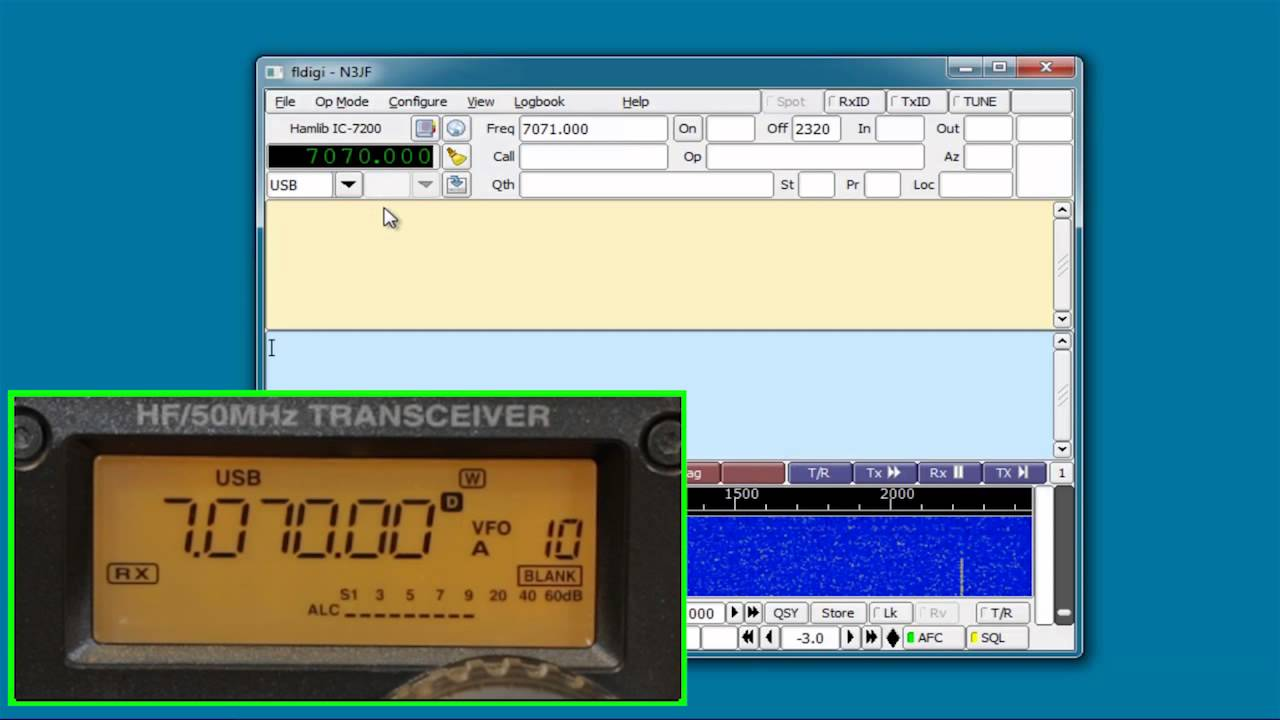 IC-7200 HF/50MHz Transceiver - Features - Icom America