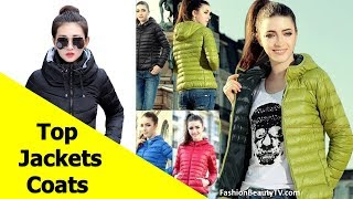Top 50 Best Jackets and Coats for Women | Best Basic Jackets for Ladies S1