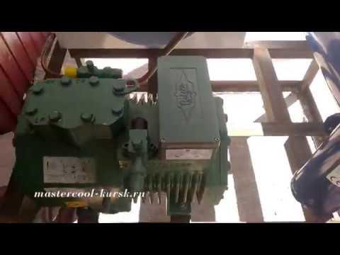 Монтаж СТ камеры для мяса №1  Часть 2  Пайка трубопроводов