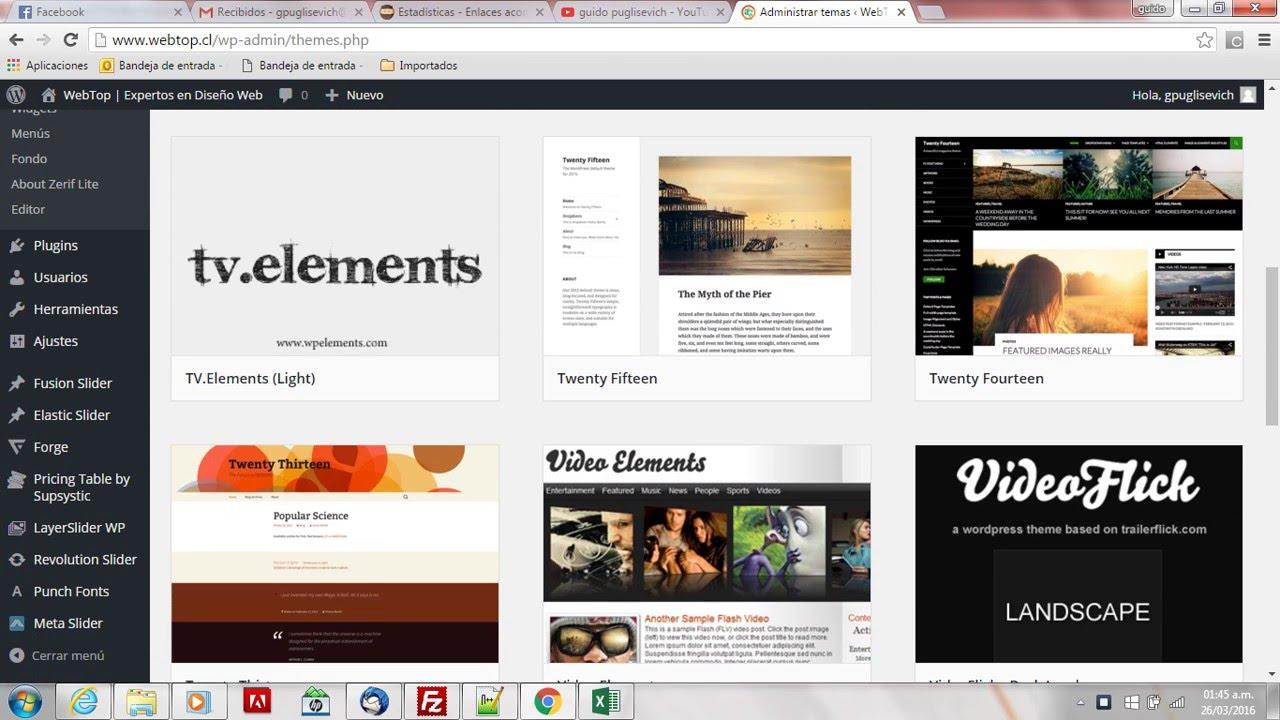 46 Temas Premium de Wordpress Gratis - YouTube