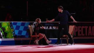 Д.Павлюченко - Д. Ходыкин. Показательные выступления. Skate America. Гран-при по фигурному катанию