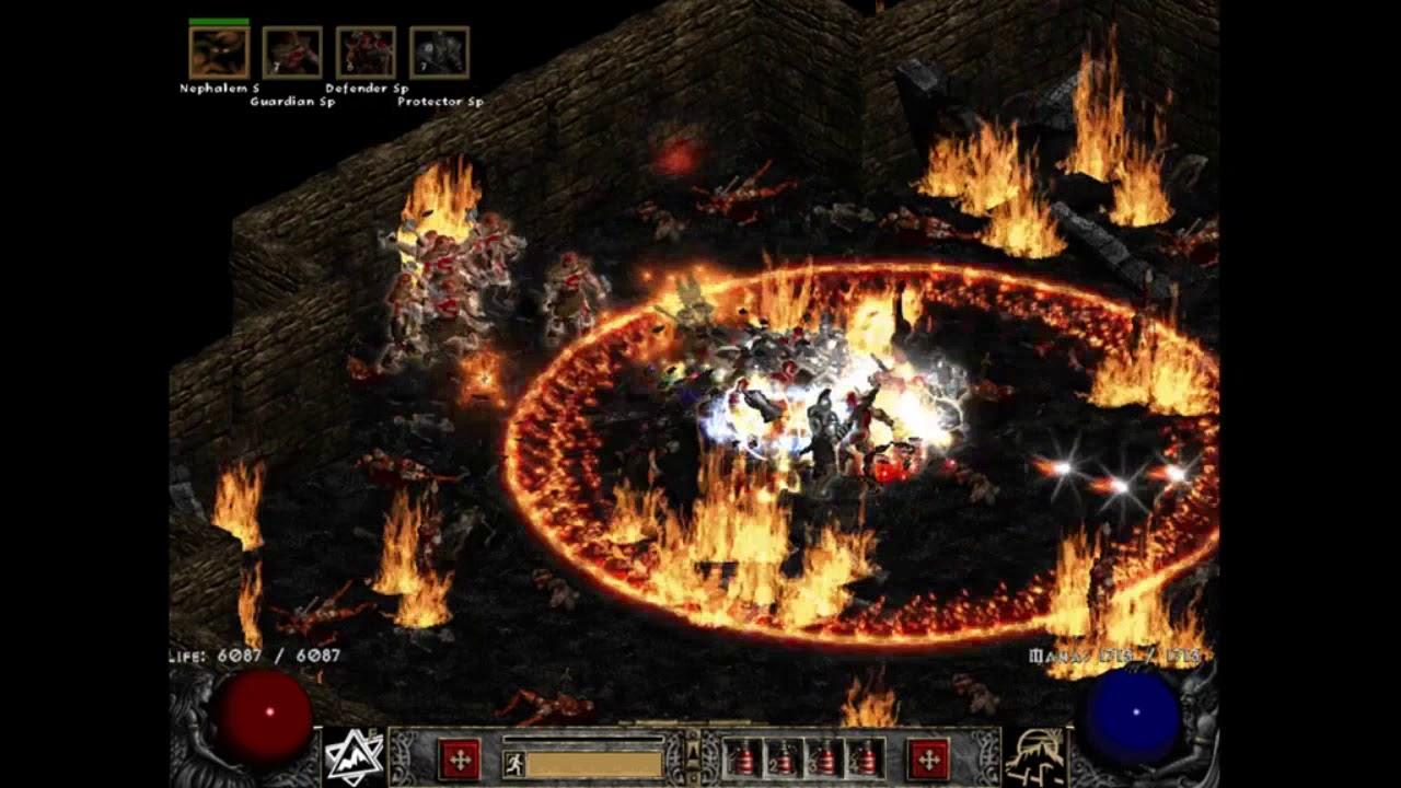 Elder Shaman - Summon Barbarian Guide [1 3] - Median XL