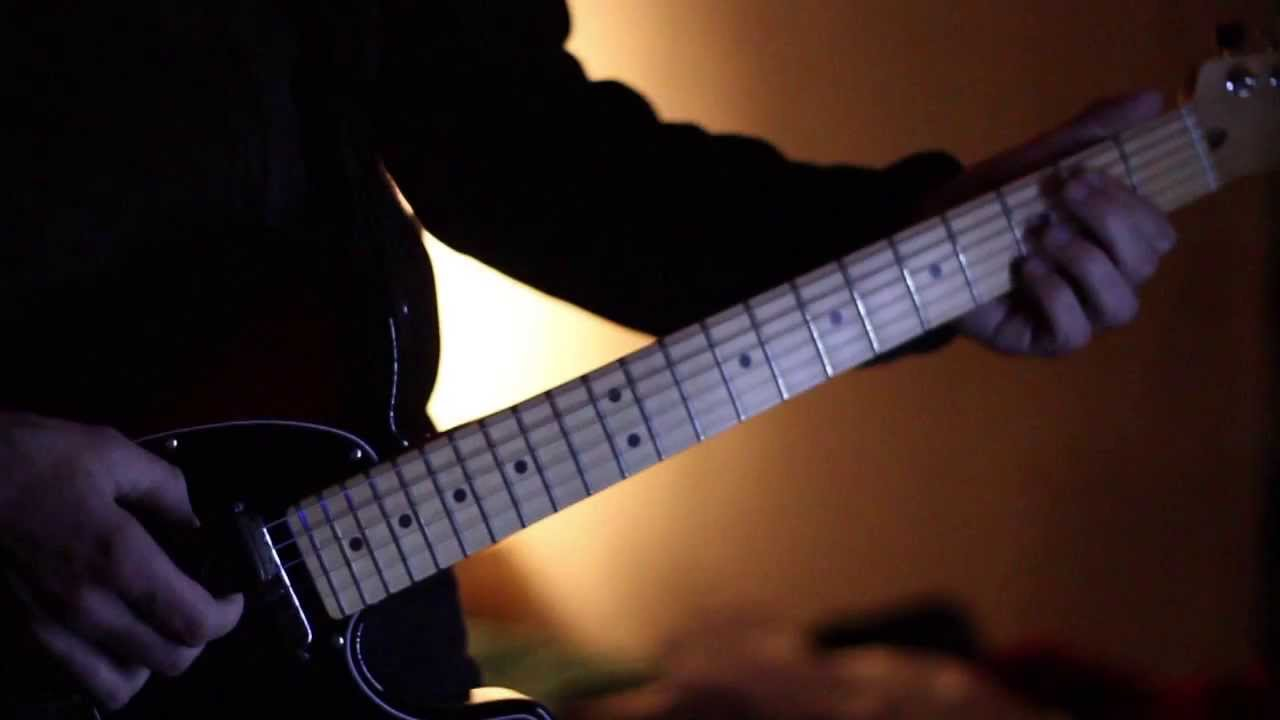 Drone Guitar 01 Youtube