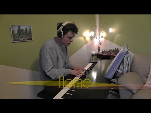 One Direction - Home (Perfect EP) - Piano Cover - Slower Ballad Cover