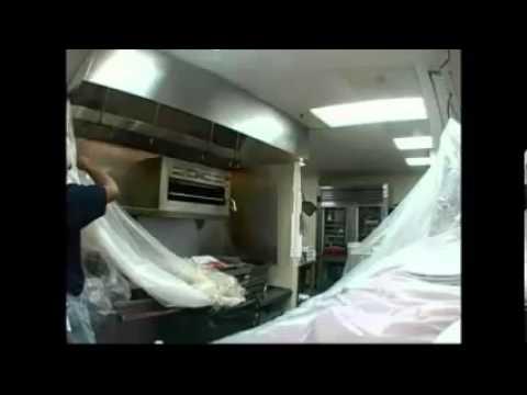 Limpieza de cocina industrial youtube - Limpieza de cocina ...