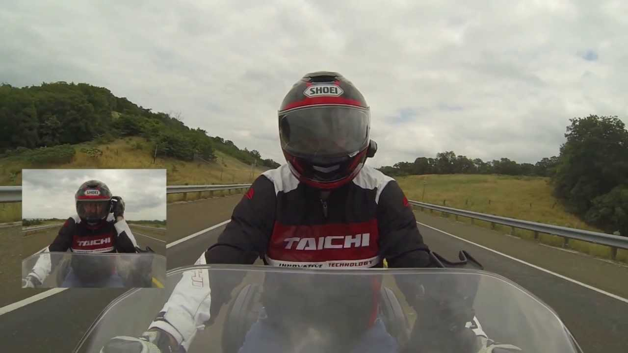 d3762fa7 Shoei GT-Air Motorcycle Helmet Review - YouTube