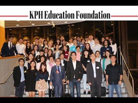 KPH Education Foundation Small Talks Circles Evening, 20 April 2017