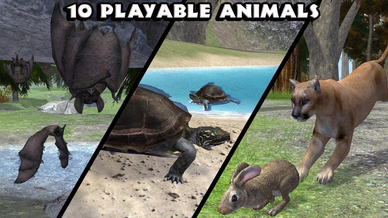 Симулятор гиены скачать бесплатно
