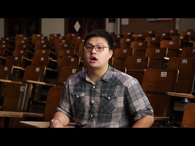 Labors of Lab - David Tran '19 (Episode 30)