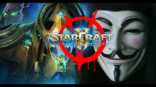 StarCraft II  Legacy of the V