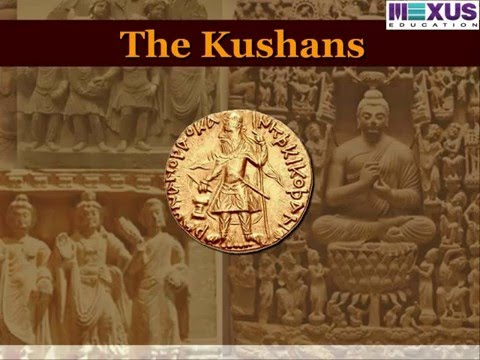 The Kushans - (Social Science) - Iken School - (English audio)