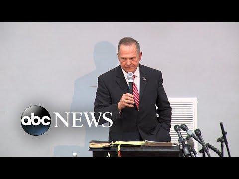 Roy Moore calls Senate race a 'spiritual battle'