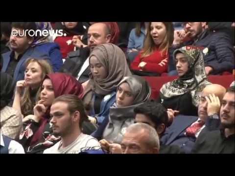 Eine Absage nach der anderen Türkischen Politikern werden Auftritte in der EU s