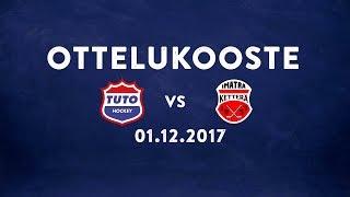 TUTO - Ketterä OTTELUKOOSTE (1.12.2017)