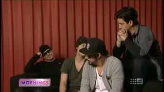 [NKOTBSB] Backstreet Boys & NKOTB for Mornings (May 18th, 2012)