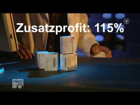 Die dubiosen Praktiken deutscher Apotheken