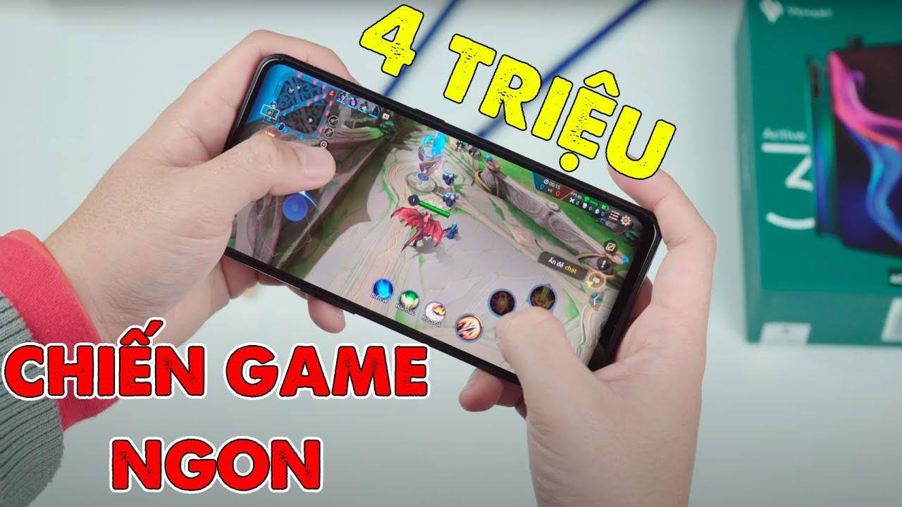 TOP 5 SMARTPHONE CHƠI GAME TỐT NHẤT TRONG TẦM GIÁ 4 TRIỆU ĐỒNG!!!