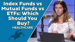 Index funds vs mutual funds vs ETFs
