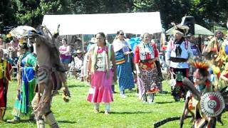Intertribal Dance - New Jersey Native American Heritage Celebration - 7/9/2011