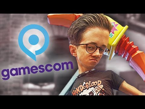 Meine Gamescom 2018!