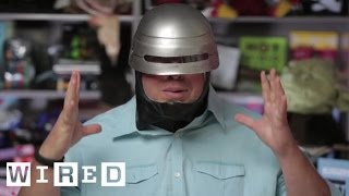 Angry Nerd: The Unnecessary RoboCop Remake-WIRED