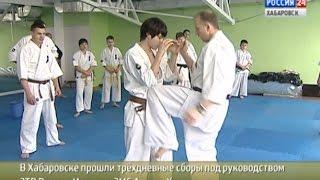 Вести-Хабаровск. Мастер-класс Романа Исаева