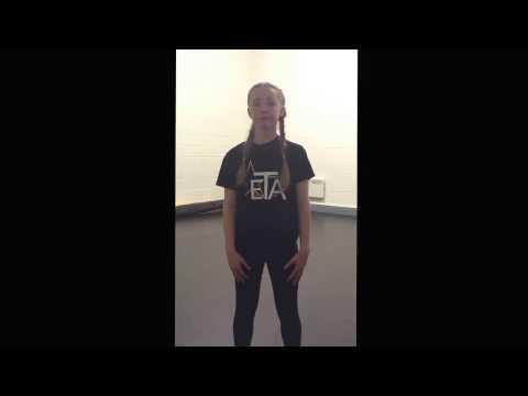 Abbi Watkinson School of Rock audition