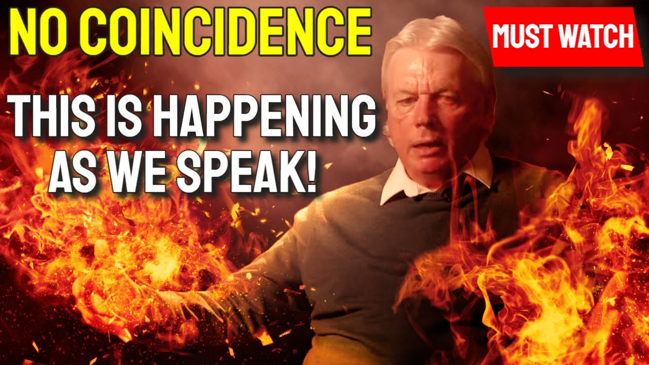 What's Really Happening Globally  (DAVID ICKE)