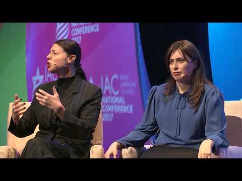 2017 IAC National Conference: Israeli Leadership Fireside Chat